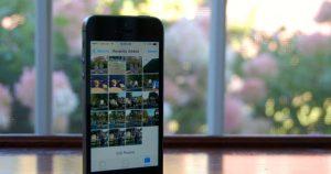 Cómo y dónde encontrar tus fotos en iOS 8