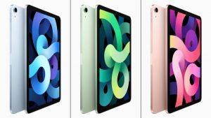 Cómo descargar nuevos fondos de pantalla de iPad Air