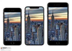 El firmware de Apple HomePod revela la función de desbloqueo facial y el diseño sin bisel para iPhone 8