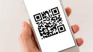 Cómo escanear un código QR en un iPhone