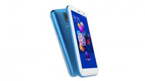 """El teléfono inteligente iVOOMi iPro Android Oreo (Go Edition) se lanzó en India con una pantalla """"inastillable"""" 18: 9 de 4.85 pulgadas"""