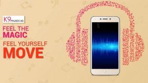 Karbonn K9 Music 4G con pantalla de 5 pulgadas, Android Nougat y altavoces duales lanzado en India