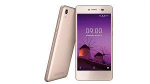 El teléfono inteligente Lava Z50 Android Oreo (Go Edition) lanzado en India a un precio efectivo de ₹ 2400