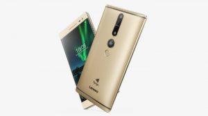 Lenovo presenta el primer teléfono inteligente Phab2 Pro habilitado para Tango;  El precio comienza en $ 499