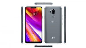 Especificaciones de LG G7 ThinQ reveladas a través de un sitio de evaluación comparativa