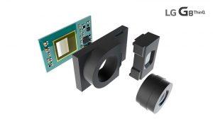 LG G8 ThinQ contará con una cámara 3D ToF en el frente