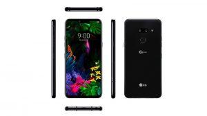LG aún no lanza un teléfono plegable
