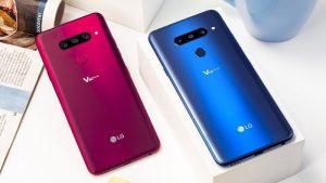 LG V40 ThinQ con Snapdragon 845 SoC y cinco cámaras lanzadas en India esta semana