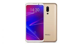 Meizu 16X anunciado con Snapdragon 710 SoC, escáner de huellas dactilares en pantalla y cámaras traseras duales