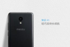 Meizu lanza A5 con pantalla HD de 5 pulgadas y batería de 3.060 mAh