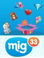 mig33 vendió más de 40 millones de regalos virtuales en 2010