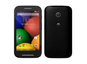 Comienza la prueba de remojo del Motorola Moto E Lollipop en India