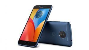 Motorola lanza la variante de color Moto E4 Plus Oxford Blue en India