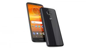 Moto E5 Plus con pantalla de 6 pulgadas 18: 9 y batería de 5000 mAh se lanzará en India el 10 de julio