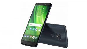 Moto G6 Play con pantalla 18: 9 de 5.7 pulgadas y batería de 4000 mAh lanzado en India