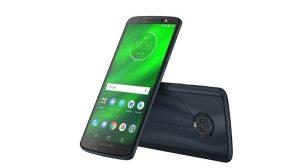 Moto G6 Plus lanzado en India con pantalla Max Vision de 5.9 pulgadas, Snapdragon 630 SoC y cámaras traseras duales
