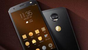 Motorola anuncia los teléfonos inteligentes Moto Z 2018 y Moto Z 2018 Kingsman Special Edition