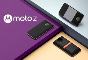 Moto Z Play importado en India;  Cuenta con pantalla de 5.5 pulgadas
