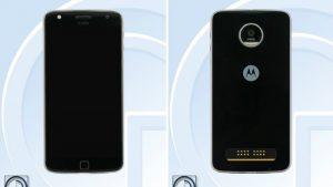 Moto Z Play visto en TENAA con Snapdragon 625 SoC y 3 GB de RAM