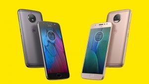 Se informa que Moto G5S y G5S Plus se lanzarán en India a finales de este mes