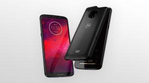 """Se rumorea que el buque insignia de Motorola, cuyo nombre en código es """"Odin"""", será compatible con Snapdragon 8150 y 5G Moto Mod."""