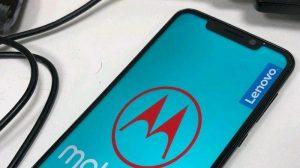 La imagen en vivo de Motorola One Power se filtra en línea mostrando una muesca similar a la del iPhone X