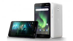 Nokia 2.1 anunciado con Android Oreo (Go Edition), Snapdragon 425 SoC y batería de 4000 mAh