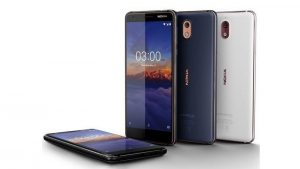 Nokia 3.1 Android One se vuelve oficial con pantalla de 5.2 pulgadas 18: 9 y cámara de 13 MP