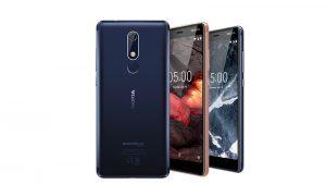 Esto es lo que podría costar Nokia 2.1 y 5.1 en India