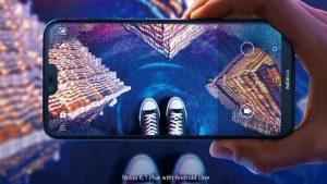 Nokia X6 lanzado bajo el nombre de Nokia 6.1 Plus Android One para los mercados globales