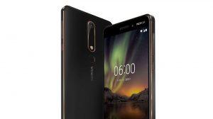 Nokia 6 (2018) se vuelve oficial con Snapdragon 630 SoC y 4 GB de RAM