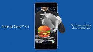 La actualización beta de Android 8.1 Oreo comienza a implementarse en Nokia 8