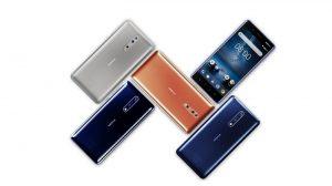 Nokia 8 con Snapdragon 835 SoC y cámaras traseras duales se lanzará en India la próxima semana