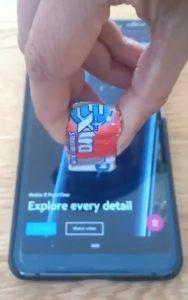 El escáner de huellas dactilares Nokia 9 PureView se deja engañar por un paquete de chicle