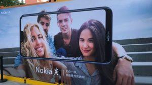 Las imágenes en vivo del Nokia X6 aparecen en línea con una pantalla con muescas, y se espera que se lance el 16 de mayo