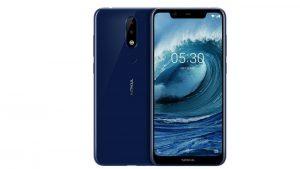 Nokia X5 confirmado para lanzarse el 18 de julio