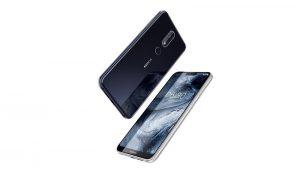 Especificaciones de Nokia 6.1 Plus reveladas a través del sitio de evaluación comparativa antes del lanzamiento esperado del 19 de julio
