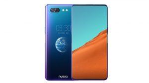 Nubia X anunciado con cámara dual, pantalla dual y escáner de huellas digitales dual