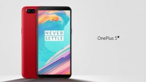 La variante de color OnePlus 5T Lava Red supuestamente se lanzará en India el 26 de enero
