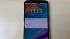 Especificaciones de OnePlus 5T reveladas en el sitio web de evaluación comparativa