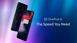 OnePlus 6 recibe Android P Developer Preview 2