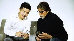Amitabh Bachchan muestra accidentalmente OnePlus 6 en colores blanco y negro en un tweet, lo elimina más tarde
