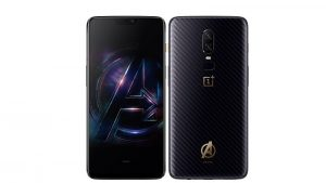 OnePlus 6 Marvel Avengers Limited Edition lanzado en India