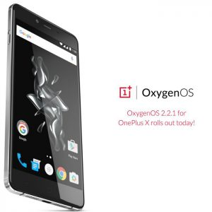 OxygenOS 2.2.1 comienza a implementarse para OnePlus X