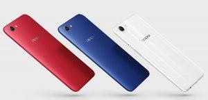 Las especificaciones del teléfono inteligente económico Oppo A1K se filtraron en línea y se espera que se lance pronto
