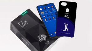 OPPO F7 Diamond Black Cricket Limited Edition lanzado en India