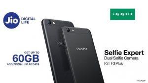 Reliance Jio ofrece hasta 60 GB de datos 4G adicionales a los clientes de OPPO