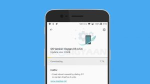 Actualización de OxygenOS 4.5.6 que se implementa en OnePlus 5 con solución para el problema de reinicio causado por marcar el 911