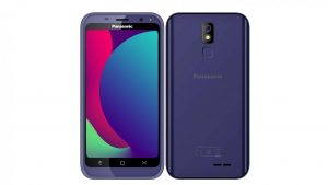 Panasonic P100 con pantalla de 5 pulgadas y Android 7.0 Nougat lanzado en India