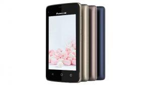 Los teléfonos inteligentes Panasonic T30 y T44 lanzados en India por ₹ 3290 y ₹ 4290 respectivamente